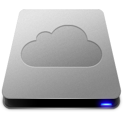 iDisk Drive icon