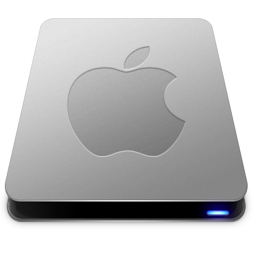Apple-Drive icon