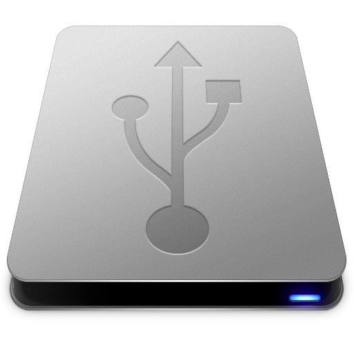 USB HD Drive icon