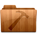 Glossy Developer icon