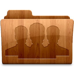 Glossy Group icon
