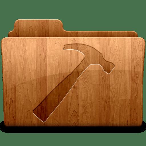 Glossy Developer icon