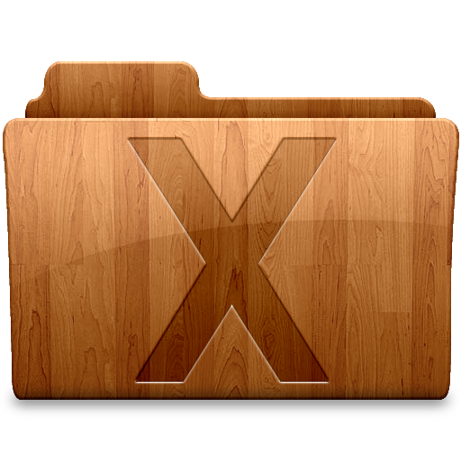 Glossy System icon