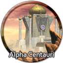 Alpha icon