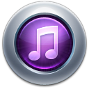 iTunes10 Purple icon
