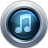 iTunes10 Graphite icon