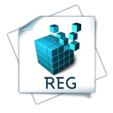 filetype reg icon