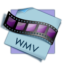 filetype wmv icon