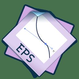 filetype eps icon