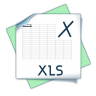 Filetype-xls icon