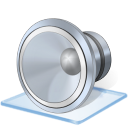 Windows 7 audio icon