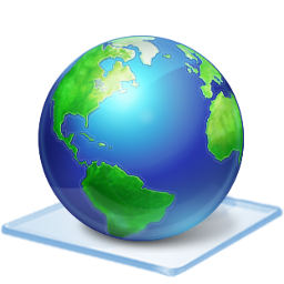 windows 7 earth icon
