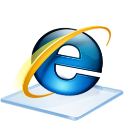 windows 7 ie icon