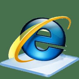 Windows 7 ie icon