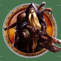 Wow dwarf icon