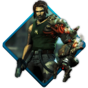 Bionic commando icon