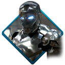 Iron-man icon