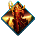 Wow blood elf icon