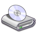 Hardware CD ROM icon