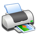 Hardware-Printer-Picture icon