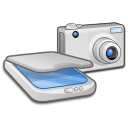 Hardware Scanner Camera icon