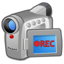 Hardware Video Camera record icon