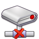 Network Drive Error icon