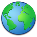 System Globe icon