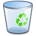 System Recycle Bin Empty icon