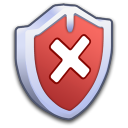 System Security Firewall OFF icon