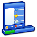 System Taskbar Start Menu icon
