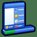 System Taskbar Start Menu icon
