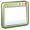 Windows-Olive icon
