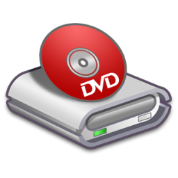 Hardware DVD ROM icon