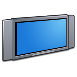 lcd tv icon - photo #39