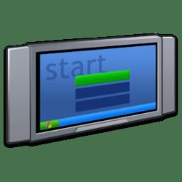 Hardware Plasma TV 2 icon