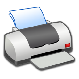 Hardware Printer OFF icon