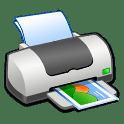 Hardware Printer Picture icon