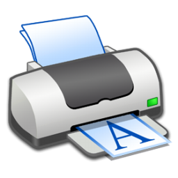 Hardware Printer Portrait icon