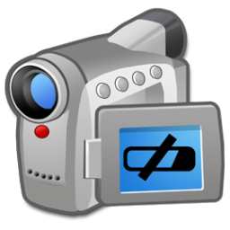 Hardware Video Camera low battery icon