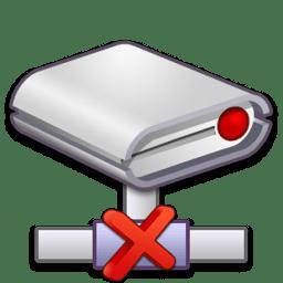 Network Drive Error icon