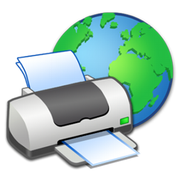 Network Web Printer icon