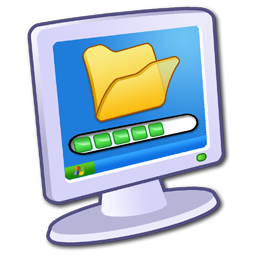 System Files Download icon