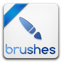 brushes icon