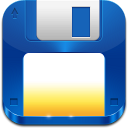 Floppy-Small icon
