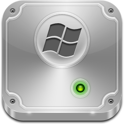 Hard Drive Vista icon