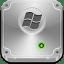 Hard-Drive-Vista icon