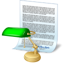 http://icons.iconarchive.com/icons/treetog/junior/128/document-desk-icon.png