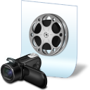 Document movie 2 icon