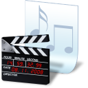 document movie icon